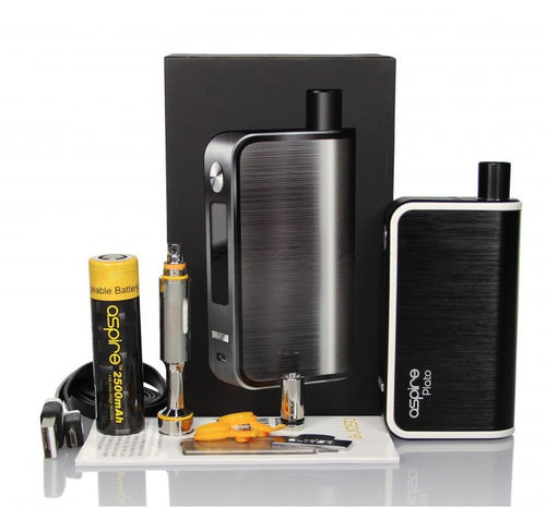 Aspire Plato E-Zigarette Starter Set inkl. 10ml. Liquid
