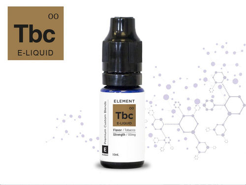 Element TBC Tobacco-Liquid mit Nikotin