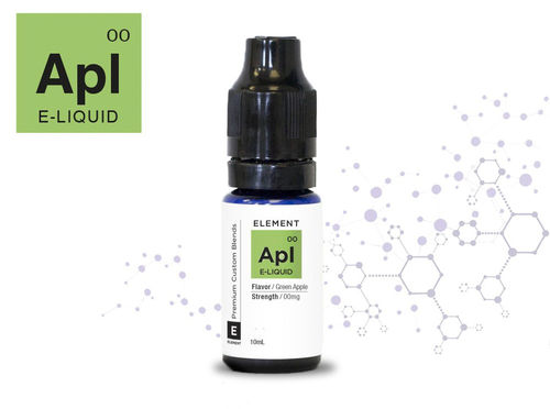 Element APL Apfel Liquid mit Nikotin