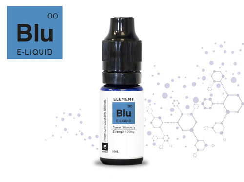 Element BLU Blaubeer Liquid mit Nikotin