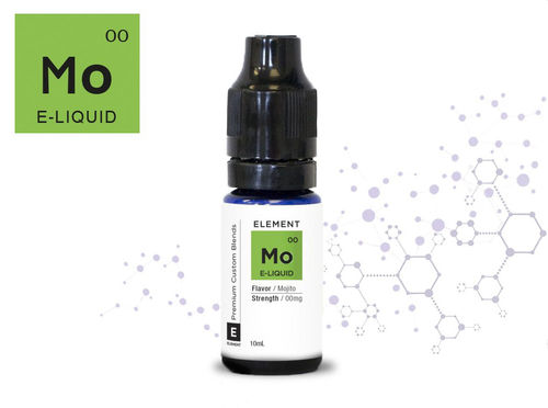 Element MO Mojito-Liquid mit Nikotin