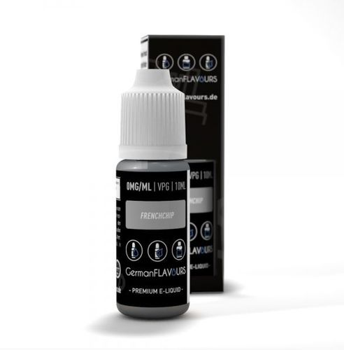 Frenchship Liquid by German Flavours 10ml