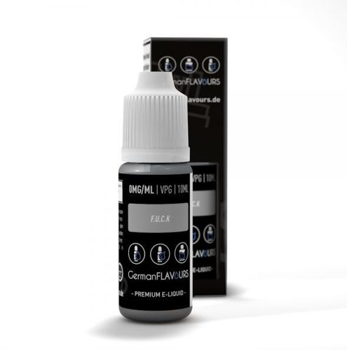 F.U.C.K Liquid by German Flavours 10ml (mit Nikotin)