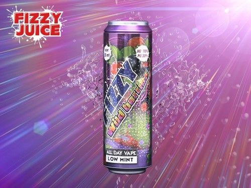 Fizzy Wildberries Shake & Vape Liquid 55ml