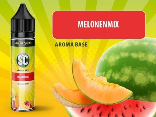 SC Vape Base Melonen Mix 50ml