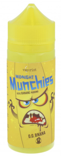 Vaporist Midnight Munchies 100ml ohne Nikotin