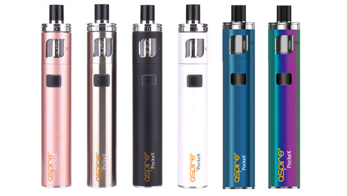 Aspire Pockex E-Zigaretten Set inkl. 10ml. Liquid