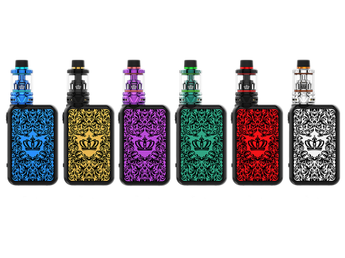 Uwell Crown 4 E-Zigaretten Set + GRATIS LIQUID 10 ml